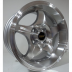 SLK 1465 7X14 4X100 ET20 73.1 SILVER MACHINED
